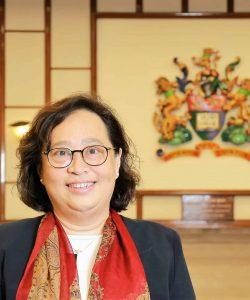 Professional portrait photography service, Prof Amy Yin Man Chow,
